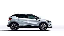 Captur E-TECH Plug in Hybrid